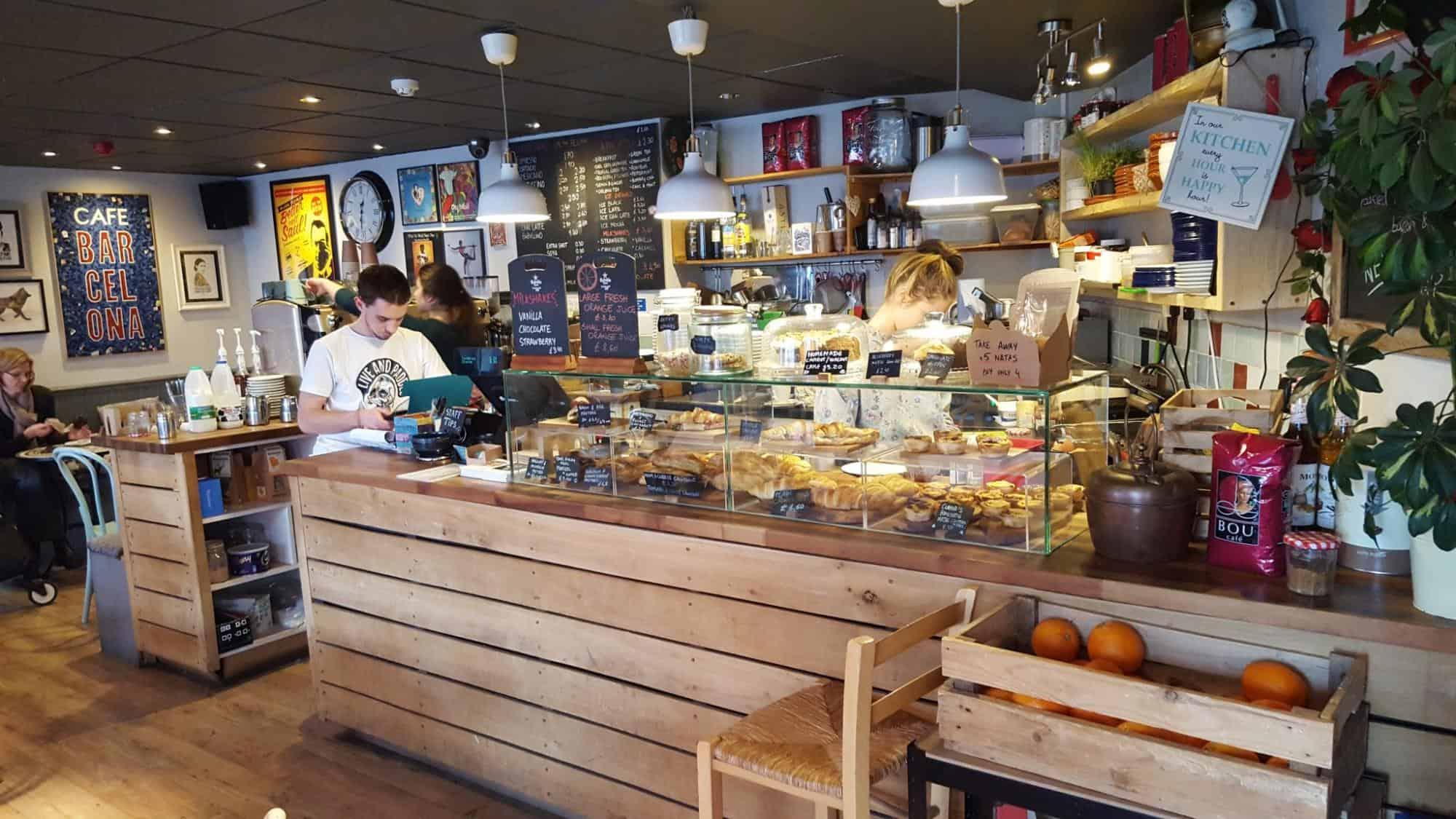 My Streatham Cafe Barcelona Coffee
