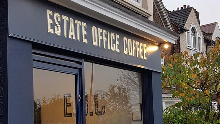 Estate Office Cafe Streatham London