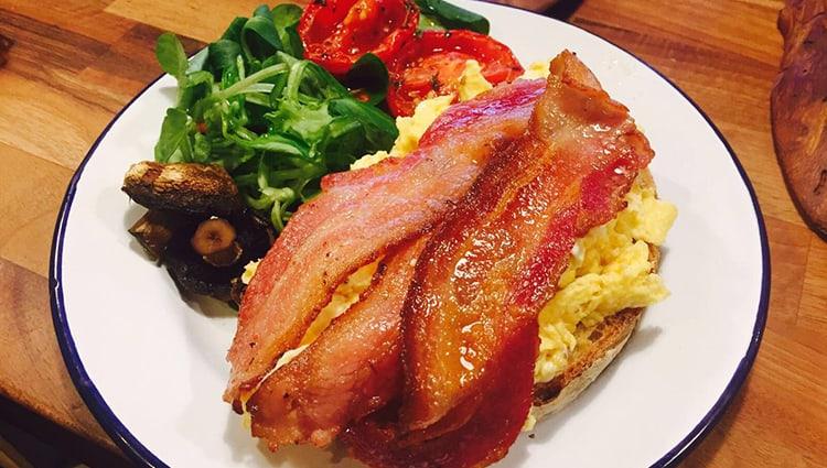 My Streatham Cafe Barcelona Cafe Food