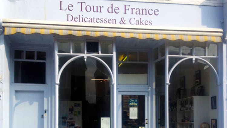 My Streatham Le Tour De France French Cafe