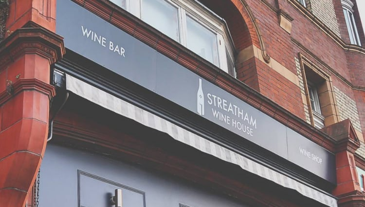 My Streatham Wine House Bar Pub Shop