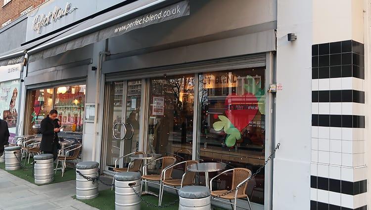 Perfect Blend London My Streatham Cafe