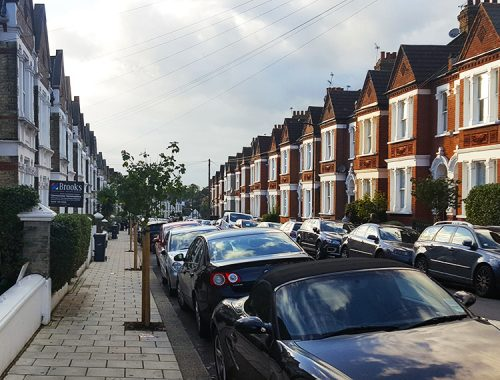 Car Parks and Parking in Streatham