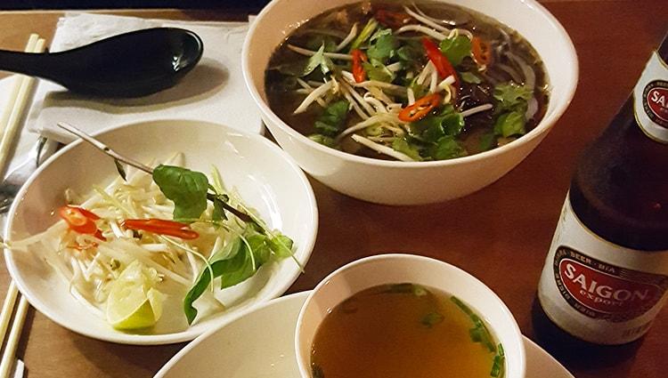 Streatham Saigon Bistro Vietnamese Food