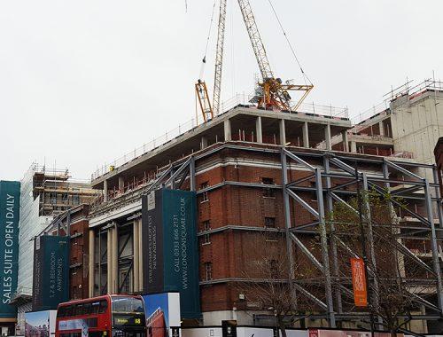 The London Square Development In Streatham Hill London