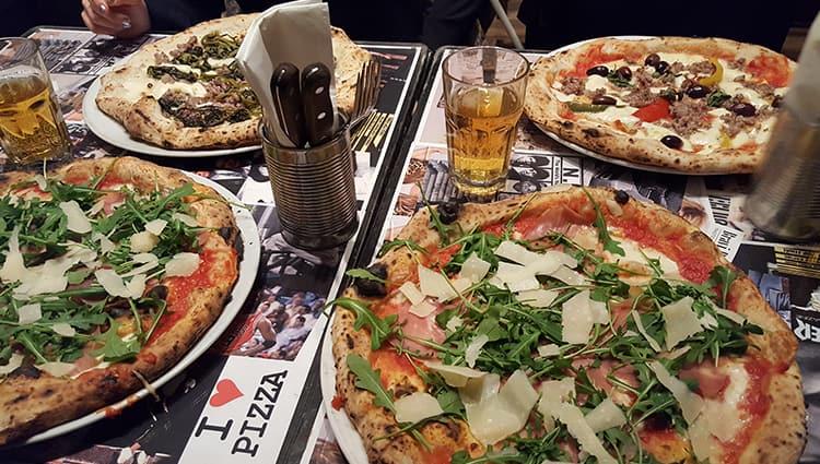 My Streatham Bravi Ragazzi Pizza Restaurant Take Away