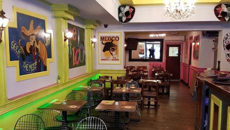 Mexican Restaurant Streatham