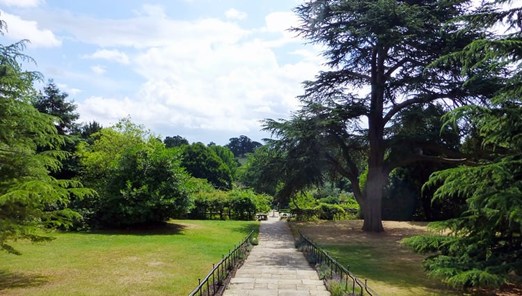 My Streatham The Rookery Gardens