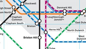 London Underground Streatham Hill Station Extension Plans