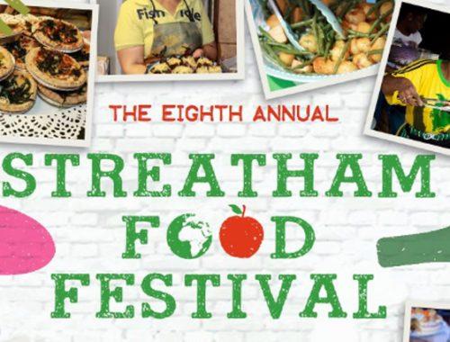 Streatham Food Festival 2017