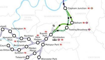 Streatham Crossrail 2 London