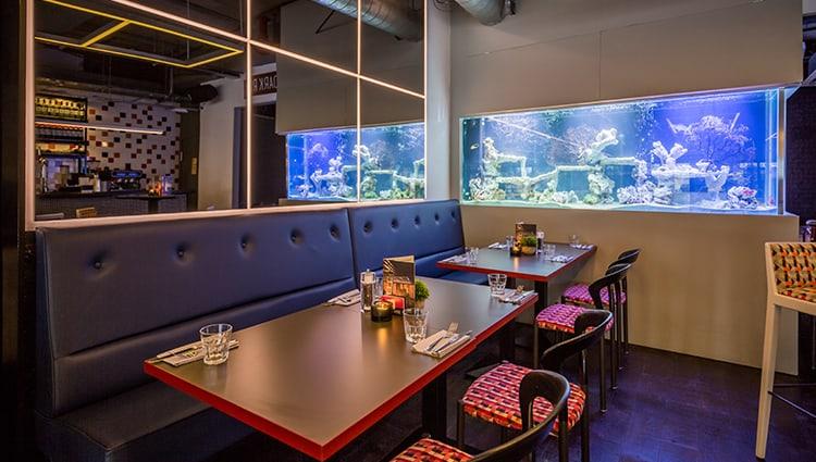 xhibit B Restaurant Bar Streatham London