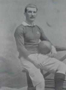 Charles William Alcock Streatham London FA Footballer