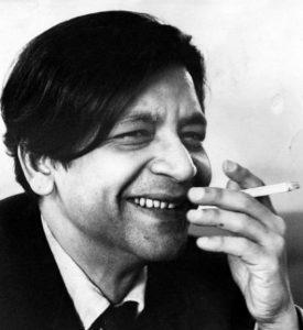 "Sir Vidiadhar Surajprasad ""Vidia"" Naipaul"