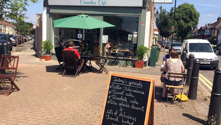 Carvalhos Cafe Streatham