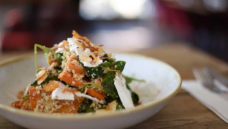 The Mere Scribbler Pub Streatham vegan vegetarian food