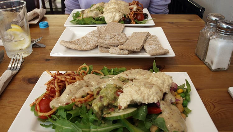 Whole Meal Cafe Streatham Vegan Vegetarian Food