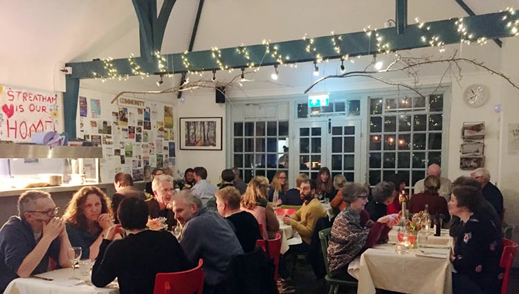 Private parties at The Rookery Cafe in Streatham