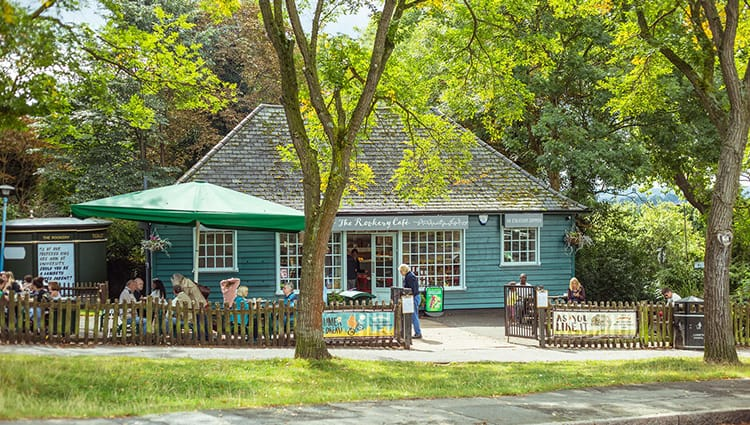 The Rookery Cafe in Streatham