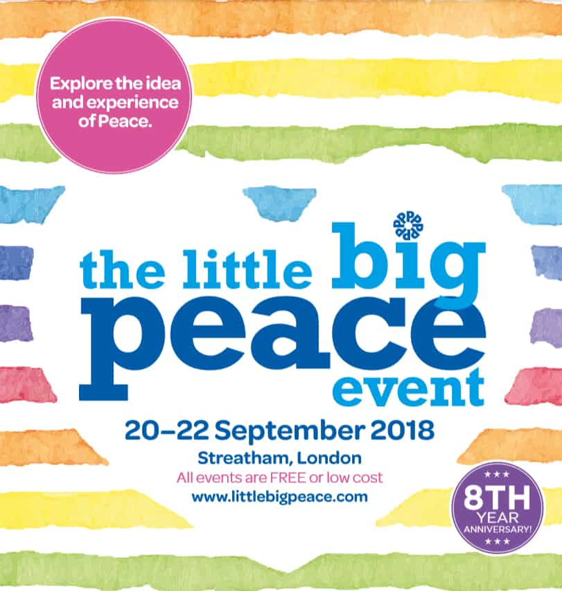 Little Big Peace Event Streatham