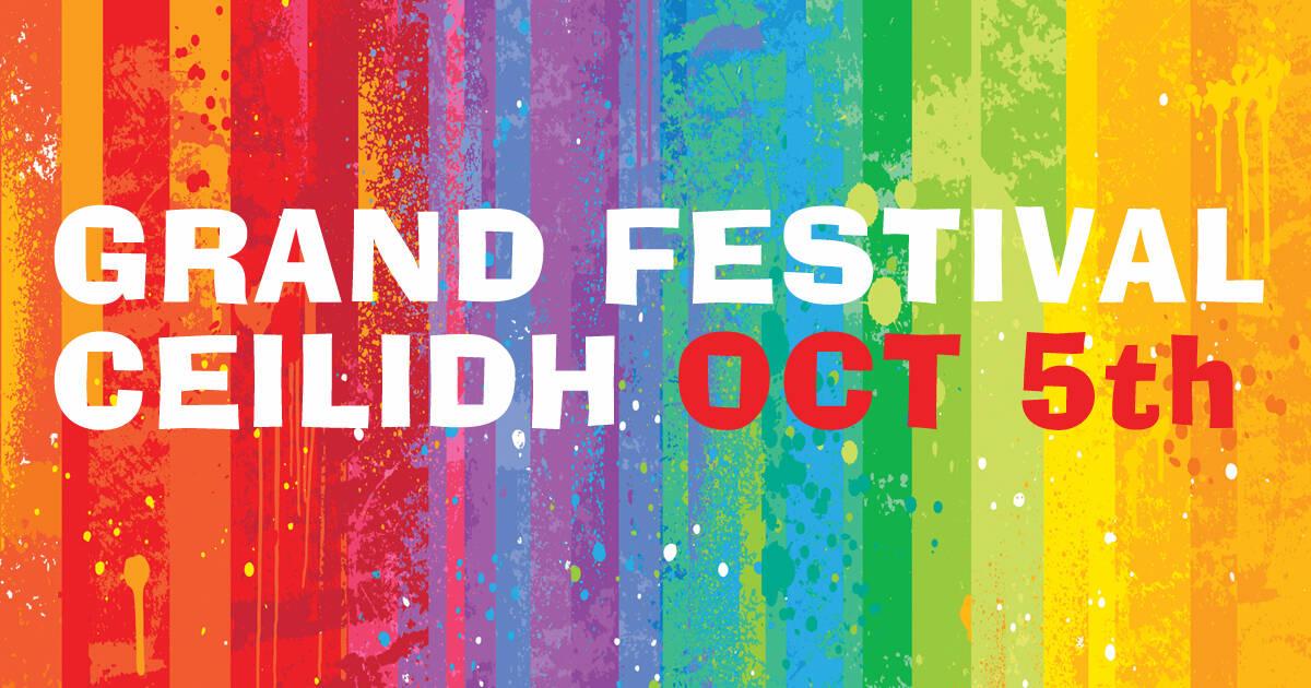 Streatham Festival ceilidh